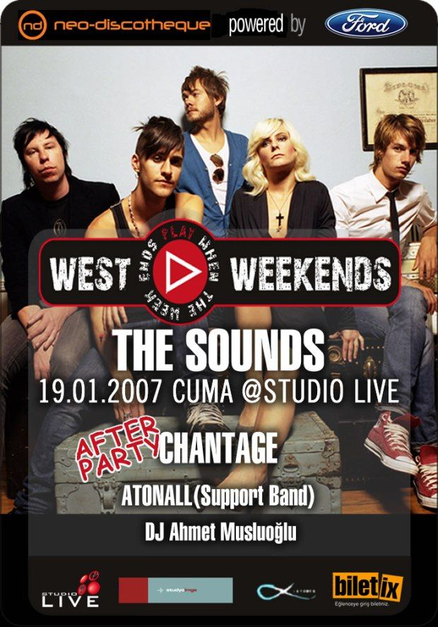 NeoDiscotheque The Sounds