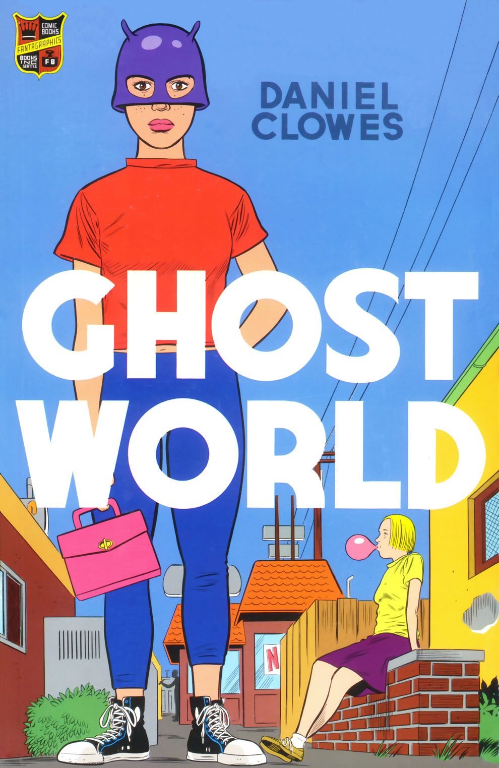 ghostworld00fc2zs Daniel Clowes   Ghost World (1997)