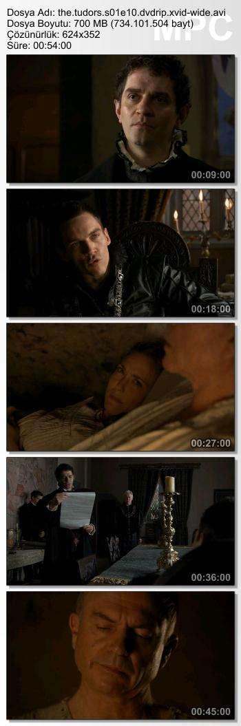 The Tudors | Tüm Bölümler | TR Altyazılı