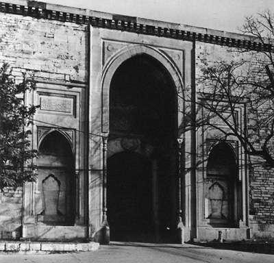 Bâb-ı Hümayun – Saltanat Kapısı | Fatih Sultan Mehmet Tarafından Yaptırılan Topkapı Sarayı..