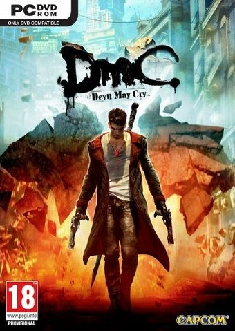 [PC] DmC Devil May Cry - Complete Edition (2013) PROPHET - FULL ITA
