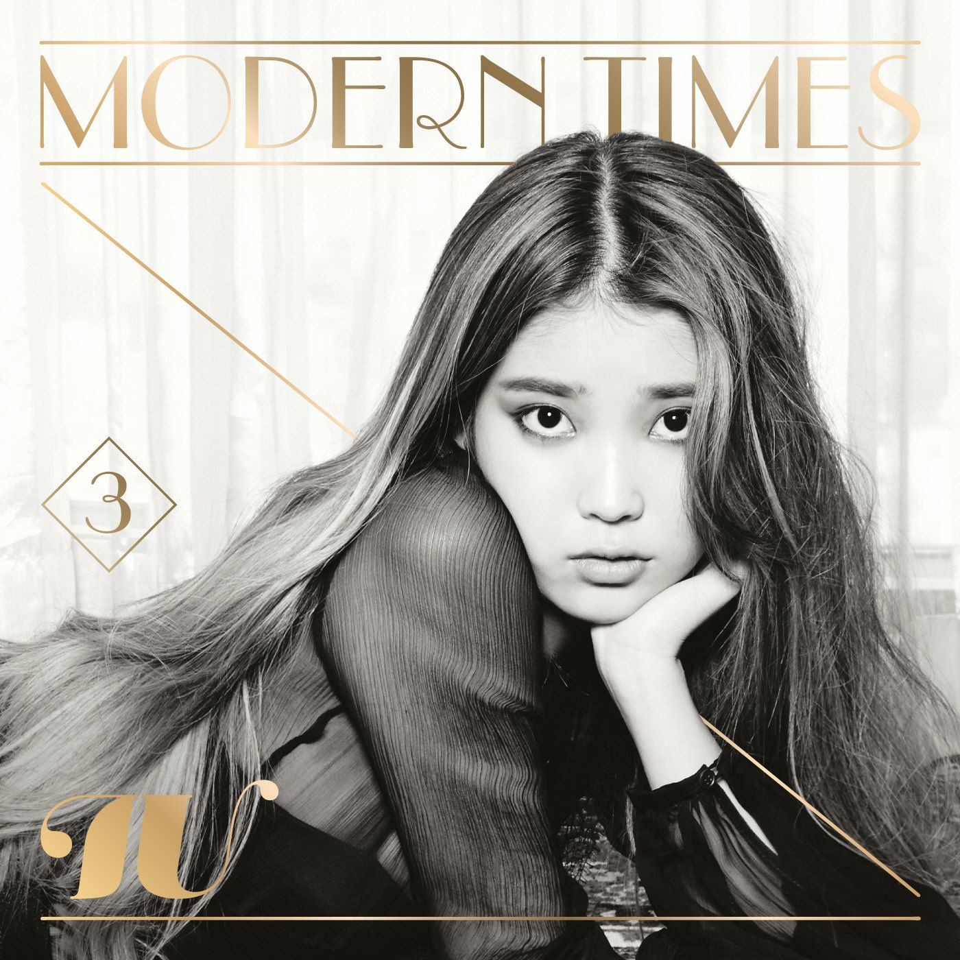 (Album) IU - Modern Times (VOL. 3)