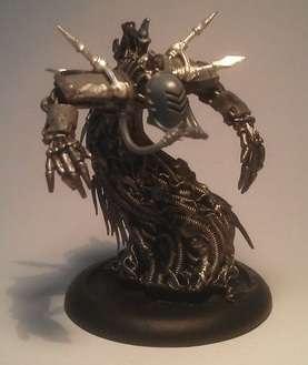 wraith in the machine