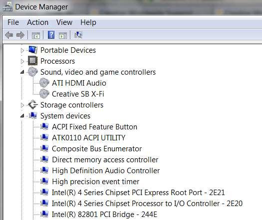 X-fi Titanium HD install nightmare  Win7 64 - Windows 7 Help
