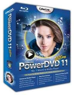 CyberLink PowerDVD v11.0.2408.53 Ultra